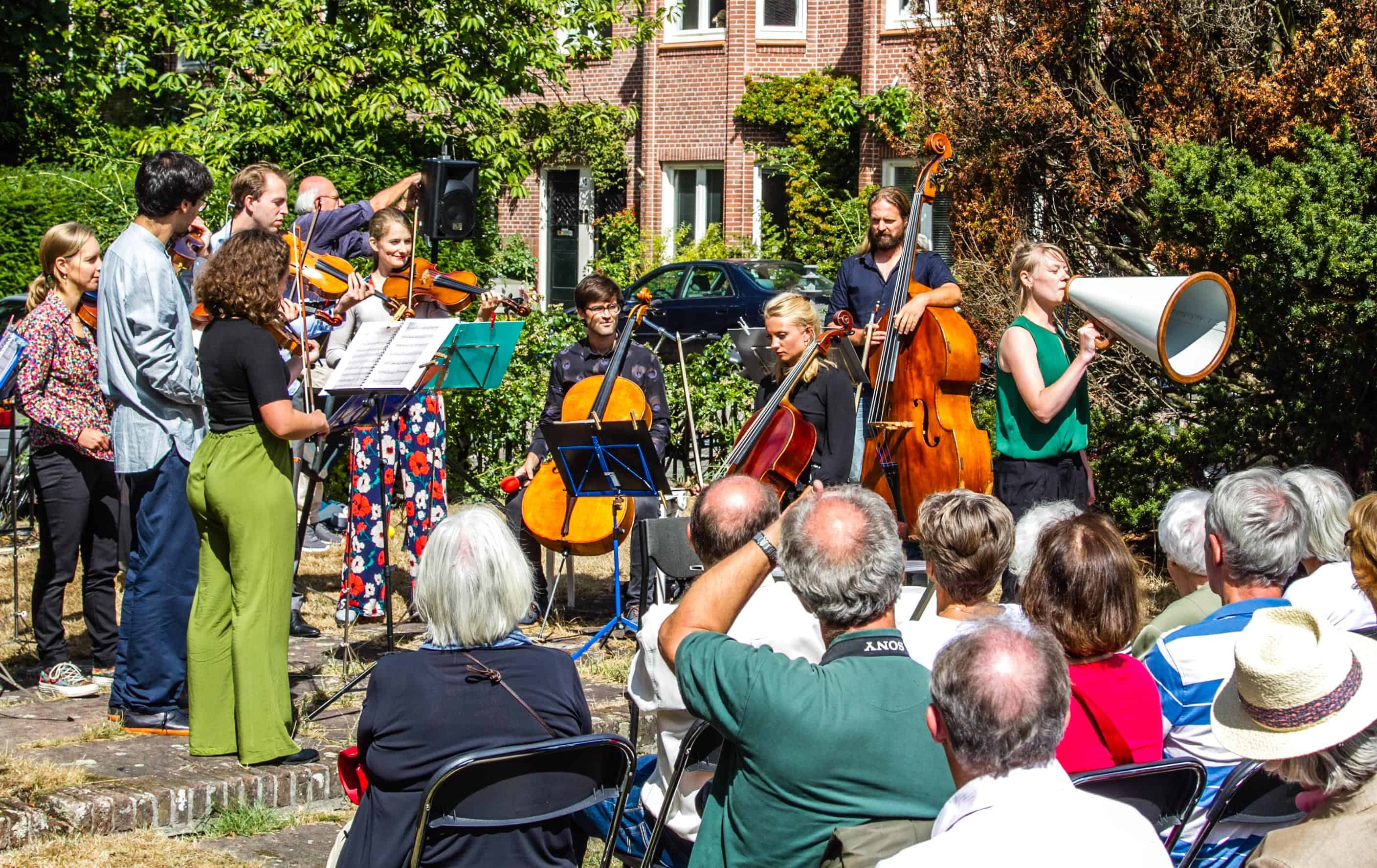 NESCIO STRING ENSEMBLE, Saturday and Sunday