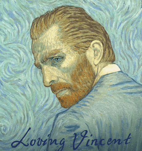 LOVING VINCENT, FRIDAY