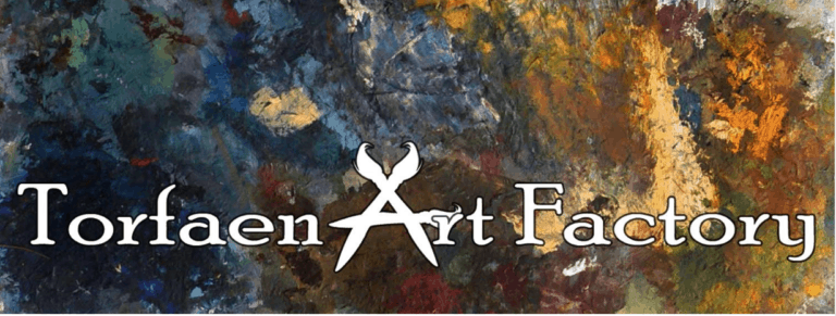 TORFAEN ART FACTORY EXHIBITION, Saturday and Sunday