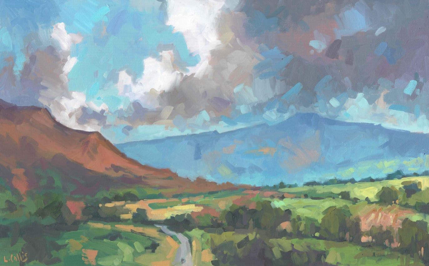 Louise Collis – Landscape Artist