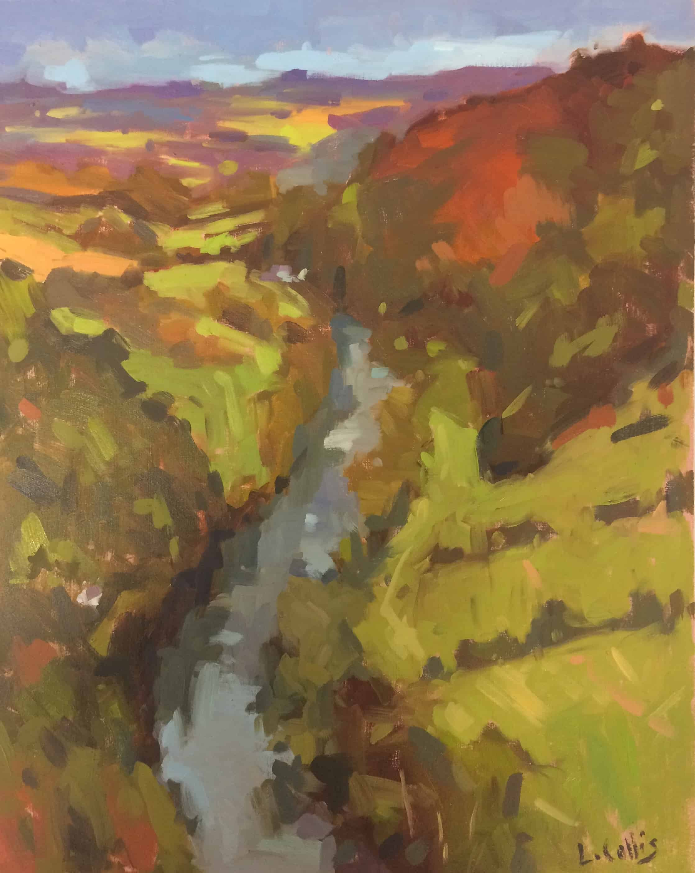 Louise Collis Open Studio & Gallery Saturday