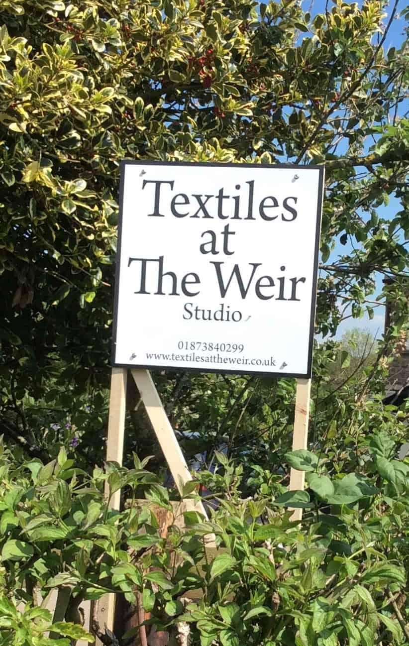 Jan Thomas, Textile Artist