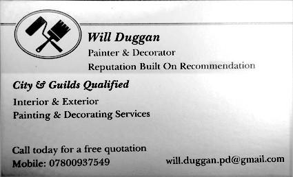 Will Duggan Jr.